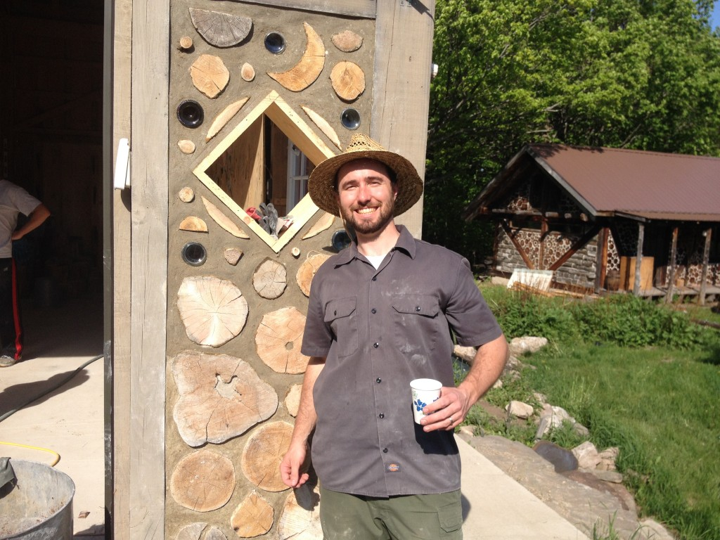 Taking a cordwood workshop is a great way to practice before you build your own cordwood home. Learn more here.