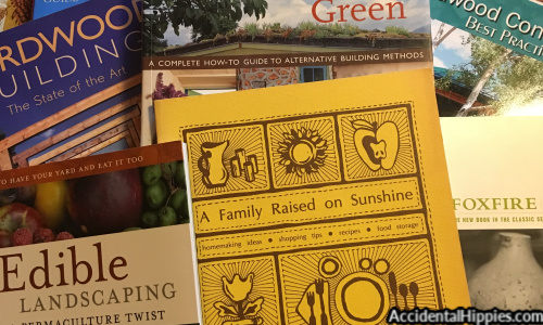 All of our favorite homesteading books